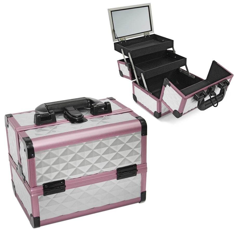 Купить чемоданчик для хранения косметики косметика себастьян купить в спб